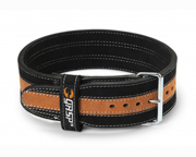 GASP POWER BELT CINTURON DE ENTRENAMIENTO (L) BLACK/ORANGE
